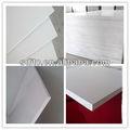 branco placa rígida do pvc para a parede