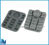 silicone handphone keypad