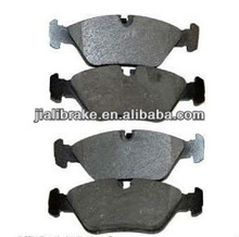 Brake pads for Bmw 3 E28 front 34111157510 Guangzhou brake pads car parts