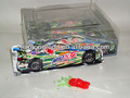 POPPING CANDY LOLLIPOP CAR SHAPE