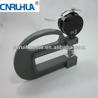 Digital Thickness Gauge With Roller Inserts
