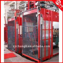 SC series building construction lift,construction lifting equipment hoisting,small construction lifts