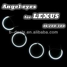 Buena calidad ccfl angel eyes para lexus es 200/300
