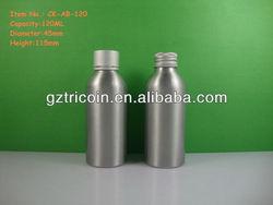 Aluminum container 120ML