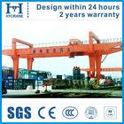 import/expert sites of U type chinese gantry crane