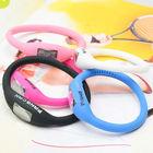 2013 waterproof silicone wristband Korean fashion watch