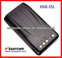Li-ion KNB35L Handheld radio rechargeable Battery Pack with Belt clip for Kenwood TK2170,TK3140,TK3148,TK3170,TK3173