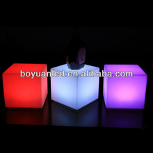 fashion design flashing led ice cube with lighting