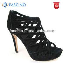 Platform sandals high heels