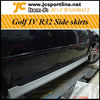 Golf IV R32 Side Skirts For VW