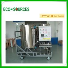 500L waste oil machine, biodiesel processor, 2hrs/patch