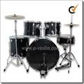 5 pezzi drum set vernice pvc jazz drum set( dset- 90)
