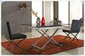 Chrome d'expansion haut de gamme IKea salle à manger Tables L806C