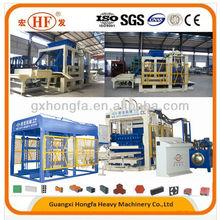 Money maker! Full automatic concrete block making machine