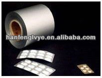 aluminum foil capsule