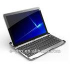 Wireless Bluetooth Keyboard Chocolate Keyboard for Samsung Galaxy Note 10.1 P7510