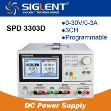 Siglent SPD3303D, High-precision DC Power Supply