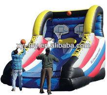Sport game series inflatable pool basketball hoop