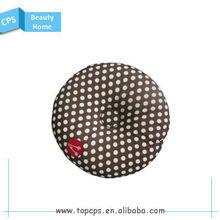 round shaped beads filled sofa cushion