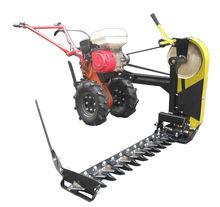 hand operated tractor/harrow/hand rotary with kama engine