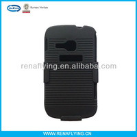 New clip holster combo case for samsung galaxy mini 2 s6500