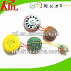 push button sound box for plush toy or doll