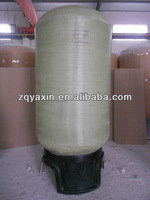 High efficiency rust and corrosion resistance water filter and purifier FRP tank for water treatment