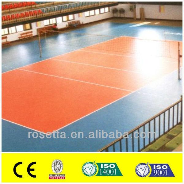 indoor children playground /school sports flooring