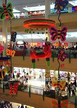 PVC decorative butterflies
