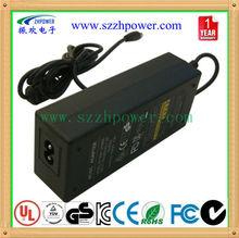 120v ac 12v dc adapter 1000ma 12W with UL/CUL CE GS KC CB SAA FCC