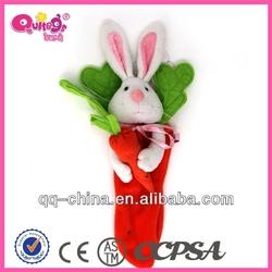 Funny bunny kids Easter bag