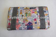 Foldable Waterproof Bag travel handle Compact Folding Folded Reusable cheap sale