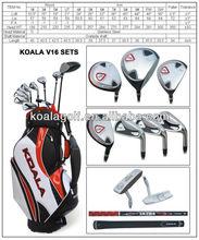 New Design Golf Club Set