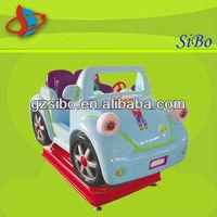 GM5740B 2013 blue kiddy car toy for amusement park rides