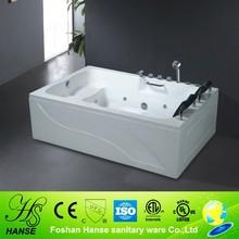 Hot sale cheap massage flexible cheap bathtubs HS-B275