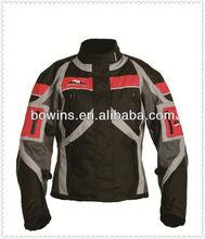 Neuer Stil Motorrad Rennsport Jacke, Herren Moto Racing Kleider