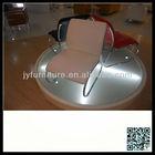 metal feet single sofa chair XP-105
