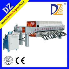 Palm Oil Treatment Membrane Filter Press