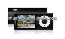 New Cheap 5th 16GB MP3 player 2.2 LCD Camera Scroll Wheel 1.3MP Camera Fashionable Mp3/ MP4 Player