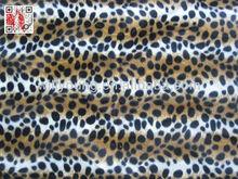 china zhejiang huzhou willyoung micro leopard velboa fabric 100% polyester - s s design