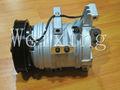 12v compresor de aire acondicionado del coche para panasonic para mazda 6 2.0l 2.3l gj6a-61-k00c h12a1a1af4dv h12a1ak4dw