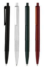 Cheaper promotional stick plastic ball pen