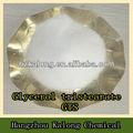 glicerol de triglicéridos triestearato alimentos agente emulsionante
