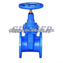 Non-Rising Stem Wedge Gate Valve(Double Disc)