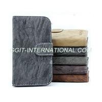 Hot Sell Mobile Case for Samsung S3 I9300 Wallet Flip Case