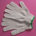 baratos de algodón blanco guantes