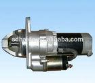 hitachi excavator engine starter motor for hitachi ZAX330