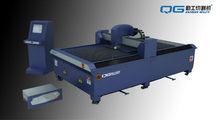 QG-LS-500W CNC Fiber Laser Cutting Machine for metal cut