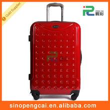 new fashionalTravel Round Dot ABS+PC Luggage