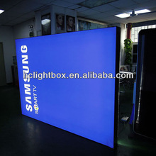 a1 light menu board and a1 poster frame or a2 acrylic picture frame